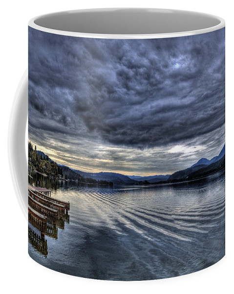 Scenic Coffee Mug featuring the photograph Looking West From 41 South 2 by Lee Santa