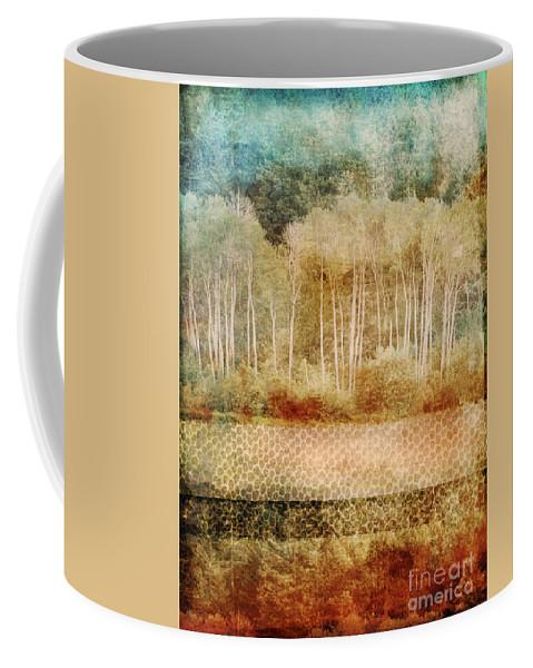 Trees Coffee Mug featuring the photograph Loss Of Memory by Tara Turner