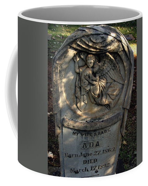 Lost At Birth Coffee Mug featuring the photograph Lost At Birth by Peter Piatt