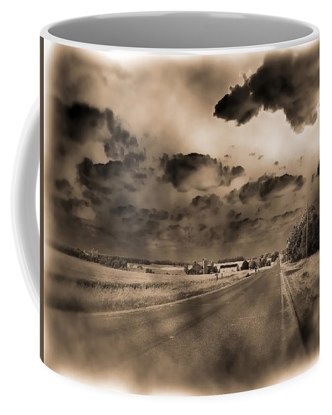 Lauren Radke Coffee Mug featuring the photograph Lost by Lauren Radke