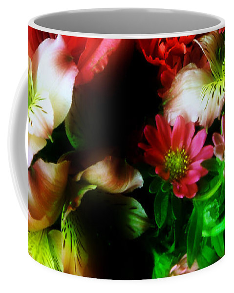 African Daisies Coffee Mug featuring the photograph Loud And Proud by RC DeWinter