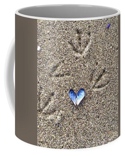 Love Coffee Mug featuring the photograph Love by Karen Scott