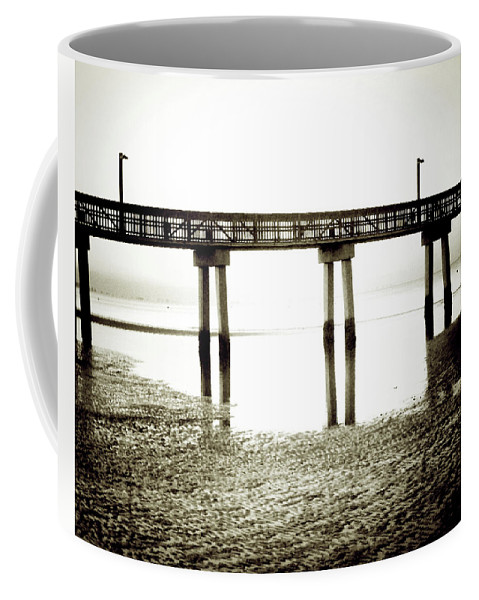 Florida Coffee Mug featuring the photograph Low Tide Extreme by Chris Andruskiewicz