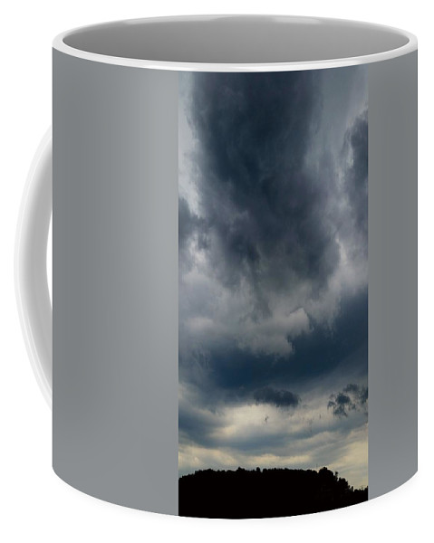 Nature Coffee Mug featuring the photograph Lowered Vapors by Ally White