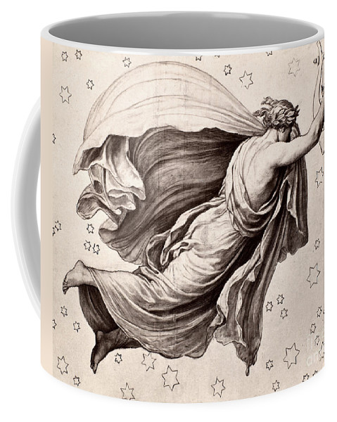Ancient Coffee Mug featuring the photograph Lyre Of Orpheus by Granger