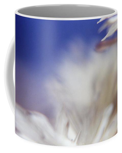 Flower Coffee Mug featuring the photograph Macro Flower 1 by Lee Santa