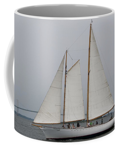 Madeleine Coffee Mug featuring the photograph Madeleine by Steven Natanson