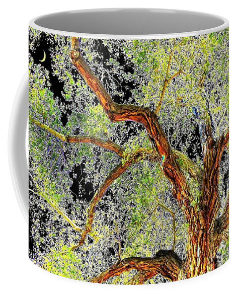 Tree Coffee Mug featuring the photograph Magnificent Tree by Will Borden
