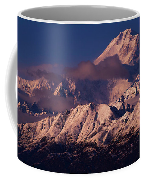 Majesty Coffee Mug featuring the photograph Majesty by Chad Dutson