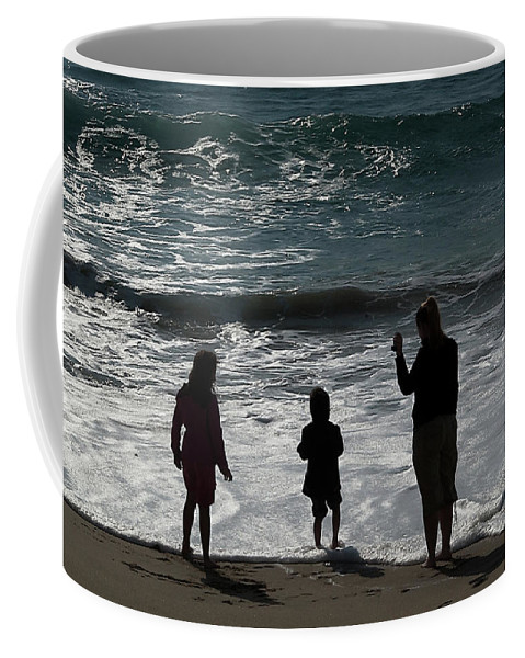 Family Coffee Mug featuring the photograph Making Memories by Jay Billings