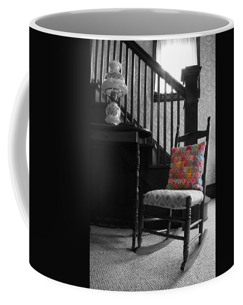 Generation Coffee Mug featuring the photograph Mame's by Dylan Punke