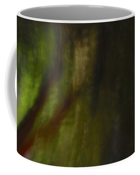 Tree Coffee Mug featuring the photograph Maple Into Willow by John Meader