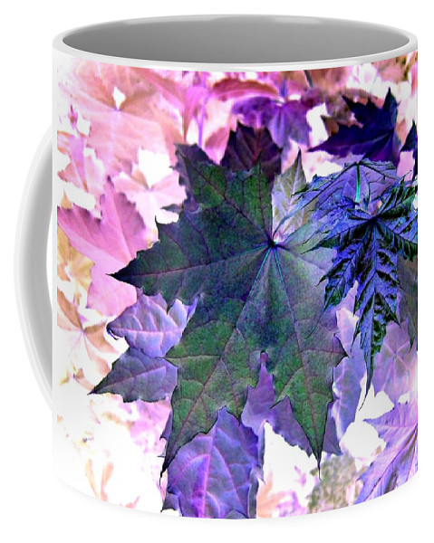 Dramatic Coffee Mug featuring the photograph Maple Magnetism by Will Borden