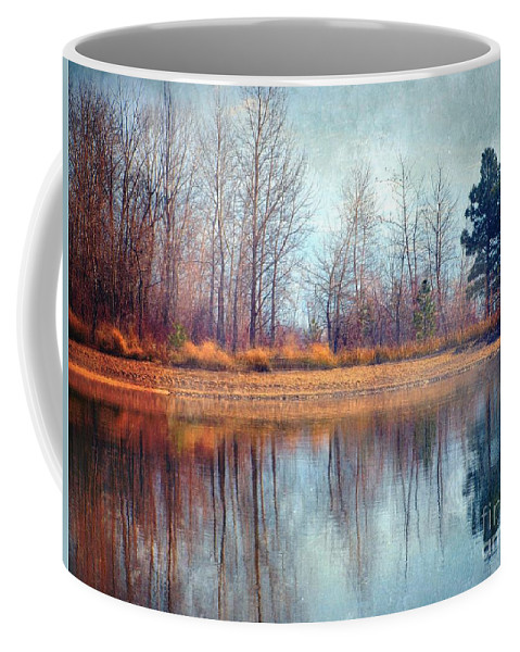 Trees Coffee Mug featuring the photograph March 1 2010 by Tara Turner
