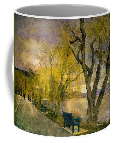 Lake Coffee Mug featuring the photograph March 14 2010 by Tara Turner