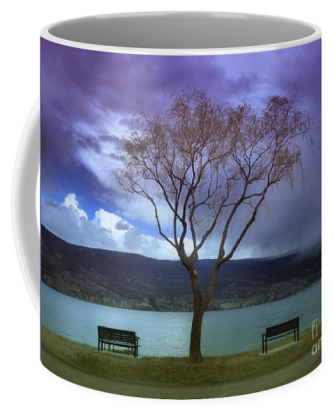 Tree Coffee Mug featuring the photograph March 30 2010 by Tara Turner