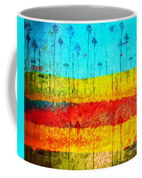 Colour Coffee Mug featuring the photograph March 6 2010 by Tara Turner