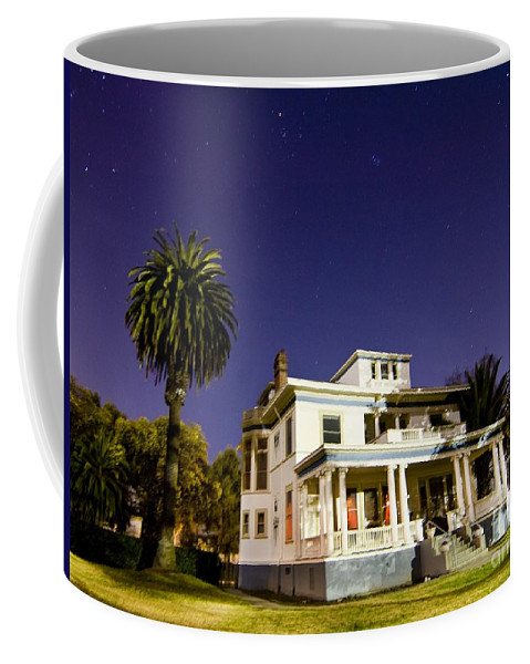 California Scenes Coffee Mug featuring the photograph Mare Island by Norman Andrus