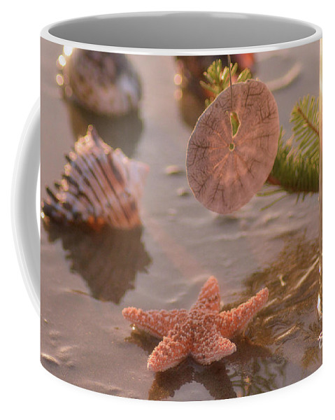 Sea Star Coffee Mug featuring the photograph Marine Life by Luv Photography