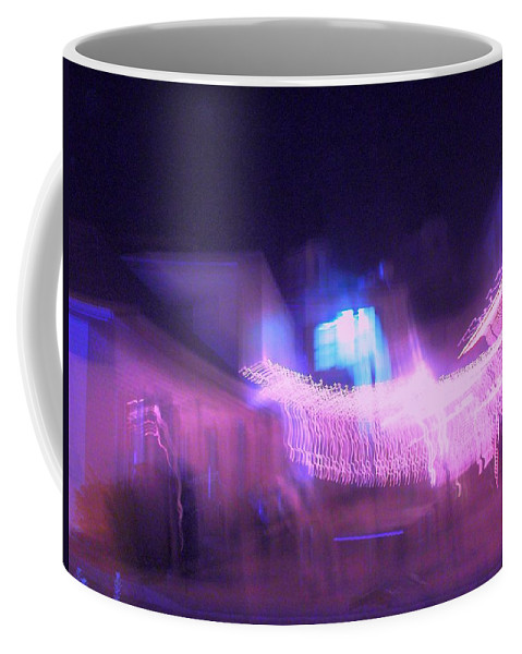 Photograph Coffee Mug featuring the photograph Marion Court Room by Thomas Valentine