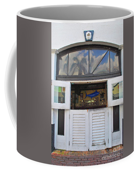 Sloppy Coffee Mug featuring the photograph Marlin Joes by Jost Houk