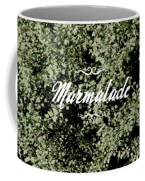Coffee Mug featuring the photograph Marmalade by Kalyj