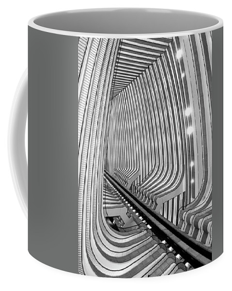 Architecture Coffee Mug featuring the photograph Marquis by Dick Goodman