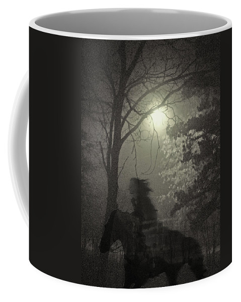 Landscape Coffee Mug featuring the photograph Martha by Steve Karol