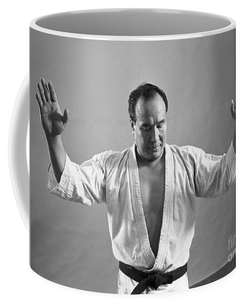 Mas Oyama Coffee Mug featuring the photograph Mas Oyama by The Harrington Collection