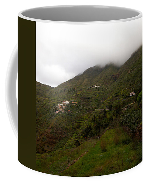 Landscape Coffee Mug featuring the photograph Masca Valley And Parque Rural De Teno 5 by Jouko Lehto