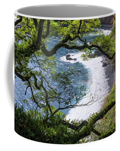 Beach Coffee Mug featuring the photograph Maui by Chad Dutson