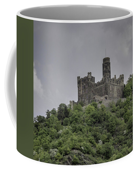 Maus Castle Coffee Mug featuring the photograph Maus Caste 12 by Teresa Mucha