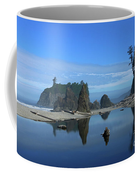 Beach Coffee Mug featuring the photograph May Your Love Grow by Christiane Schulze Art And Photography
