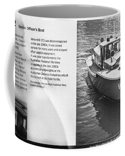Mb 172 Epic Lass Coffee Mug featuring the photograph Mb 172 Epic Lass Information by Miroslava Jurcik