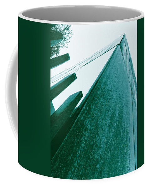 Mca Coffee Mug featuring the photograph Mca Denver by Jeffery Ball