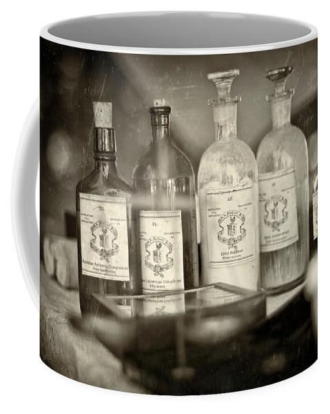 Medicine Coffee Mug featuring the photograph Medicinal Remedy by Scott Wyatt