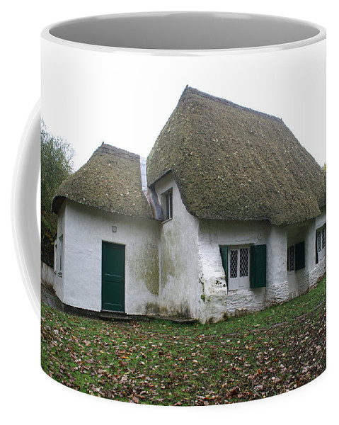 Photography Coffee Mug featuring the photograph Meeting House by Brian Leverton