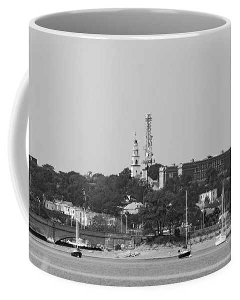 Meetinghouse Hill Coffee Mug featuring the photograph Meetinghouse Hill by Brian MacLean