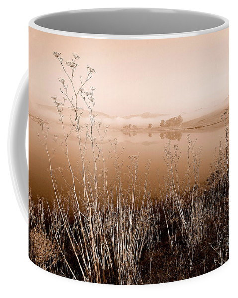 California Scenes Coffee Mug featuring the photograph Mendocino Morning by Norman Andrus