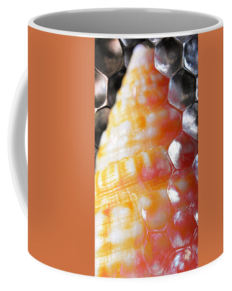 Skiphunt Coffee Mug featuring the photograph Merge 2 by Skip Hunt