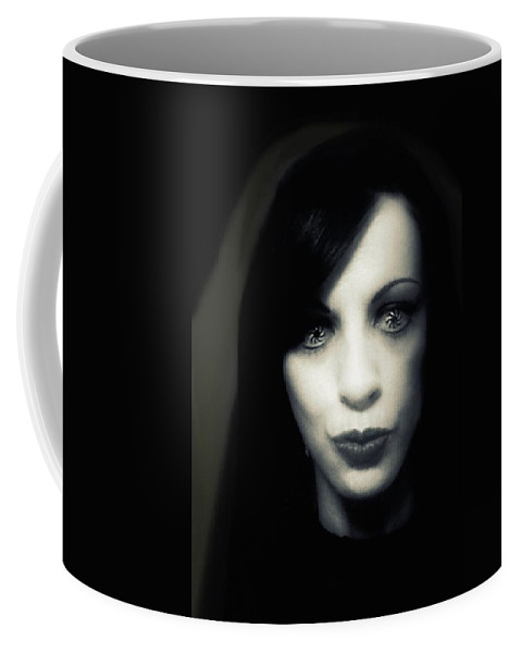 Unforgiven Coffee Mug featuring the photograph Mesmerized by Frances Lewis