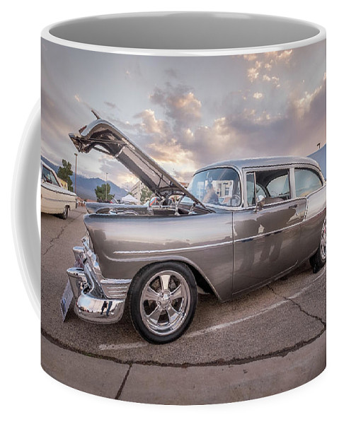 Mesquite Motor Mania Coffee Mug featuring the photograph Mesquite Motor Mania by Emilio Pasquale