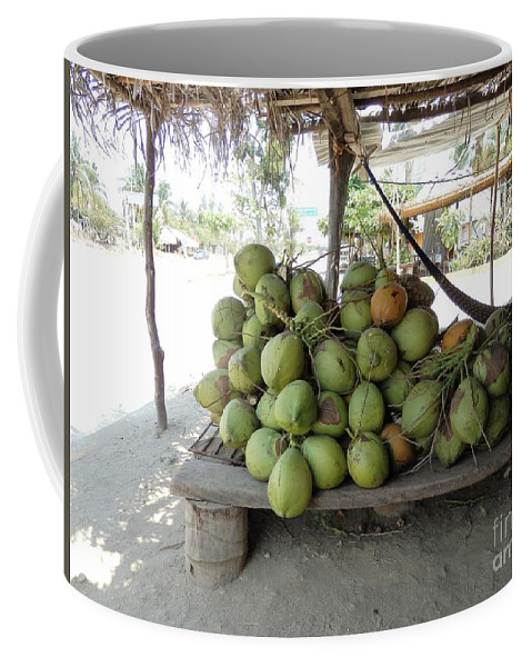 Mexico Coffee Mug featuring the photograph Mexico Memories 14 by Victor K