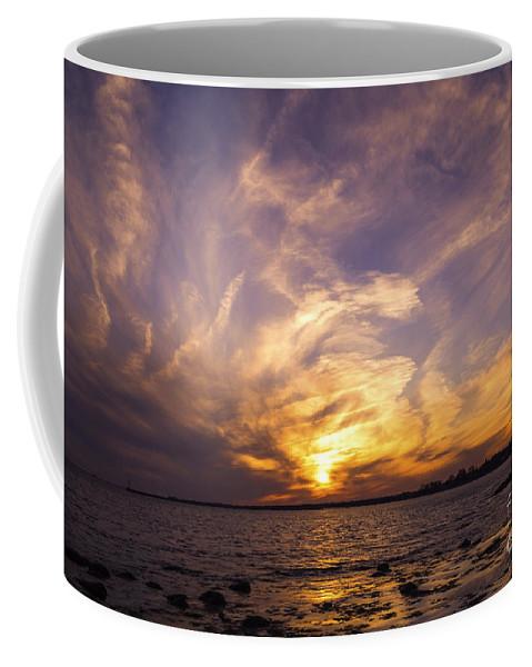 Borough Coffee Mug featuring the photograph Mezmerized by Joe Geraci