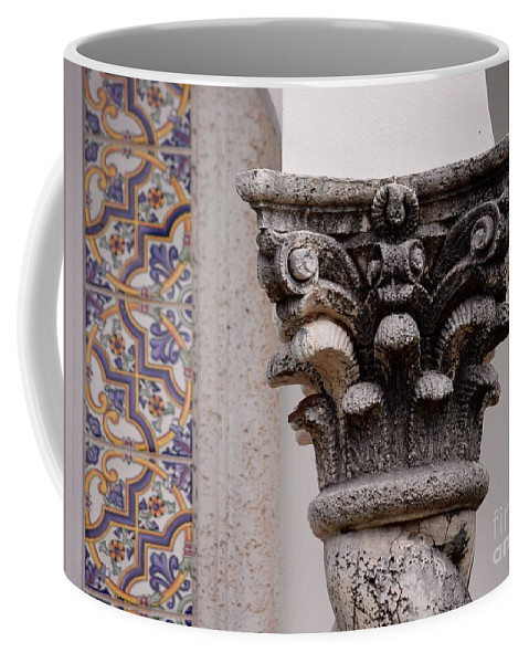 Miami Coffee Mug featuring the photograph Miami Classic by Dennis Knasel