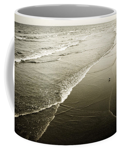 Ocean Coffee Mug featuring the photograph Mid-summer Morning by Marilyn Hunt