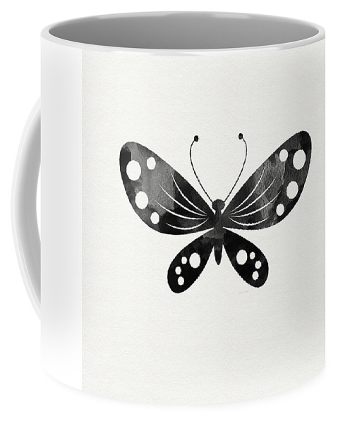 Butterfly Coffee Art Painting
