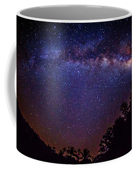 Milky Way Coffee Mug featuring the photograph Milky Way Splendor by Vishwanath Bhat