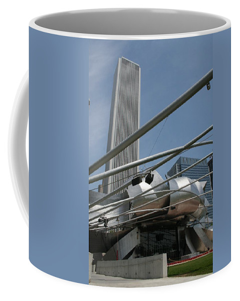 Cityscape Coffee Mug featuring the photograph Millennia by Dylan Punke