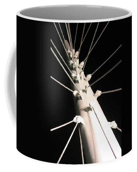 Millennium Coffee Mug featuring the photograph Millennium Bridge by Jeffery Ball